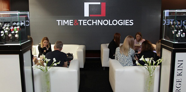 Time&Technologies на выставке Moscow Watch Expo 2019