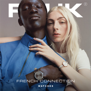Новая рекламная компания French Connection